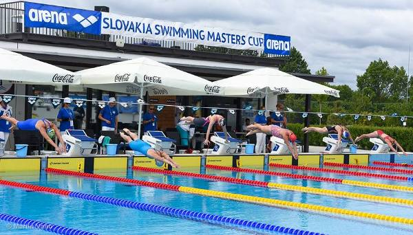 Slovakia Masters Open Cup 2018, Slovakia Swimming Masters Cup 2018, Slovakia Masters Cup 2018, Кубок Словакии по плаванию Мастерс, Slovakia Masters Swimming Championships 2018, Чемпионат Словакии по плаванию Мастерс, Masters Swimming Slovakia, Swim.by