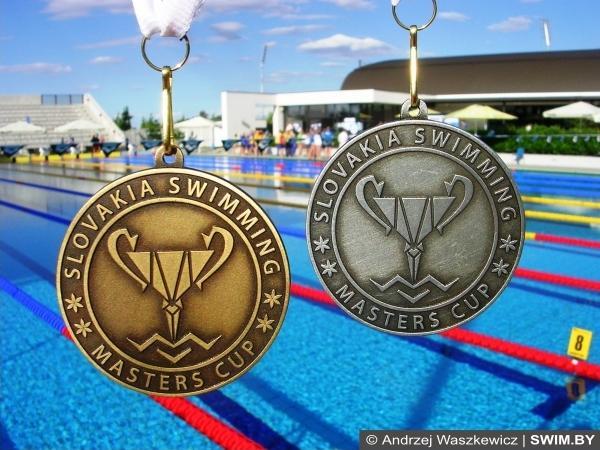 Slovakia Swimming Masters Cup 2017, Кубок Словакии по плаванию мастерс, Чемпионат Словакии плавание мастерс