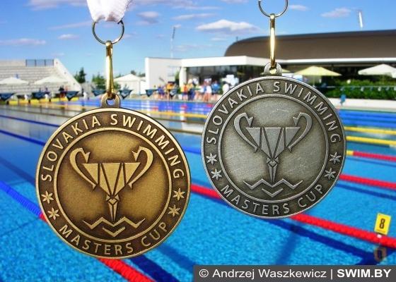 Slovakia Swimming Masters Cup 2017, Кубок Словакии по плаванию мастерс