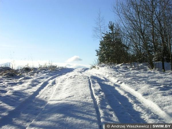 Snow Trekking, 1-го января, Новый год