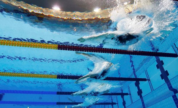 Соревнования, старты, плавание, бег, вело