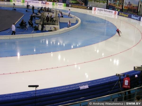 Speed skating Minsk, конькобежный спорт в Минске