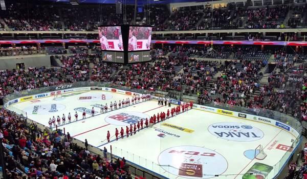 Спорт, хоккей, O2 Arena Prague