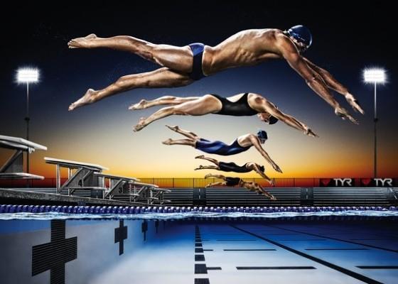 Реклама в спорте, имидж брендов, спортивная реклама, Swim.by