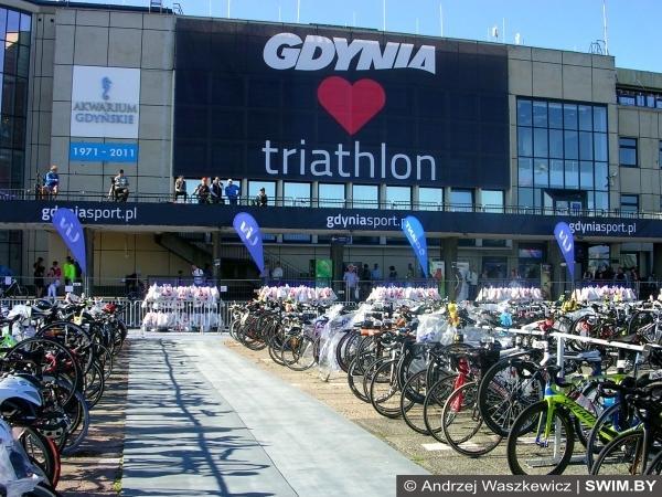 Звёзды спорта, триатлон, Enea IRONMAN 70.3 Gdynia 2017