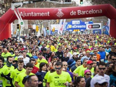 Спортивные туры, Барселонский полумарафон