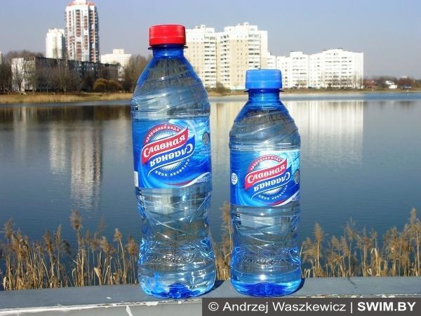 Спортивная вода Славная
