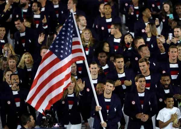 Sports Awards 2016, Команда США, лучшая команда 2016 года, лучшая сборная мира, Swim.by