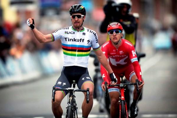 Sports Awards 2016, Петер Саган, лучший велосипедист 2016 года, лучший велогонщик мира, Swim.by