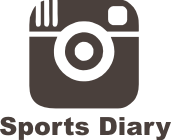 Sports diary book