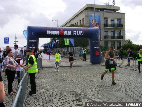 Sprint Triathlon Gdynia, спринт триатлон Гдыня