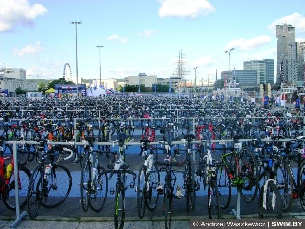 Sprint Triathlon Gdynia 2017, спринт триатлон Гдыня, EMG Sport Marketing, Анджей Вашкевич