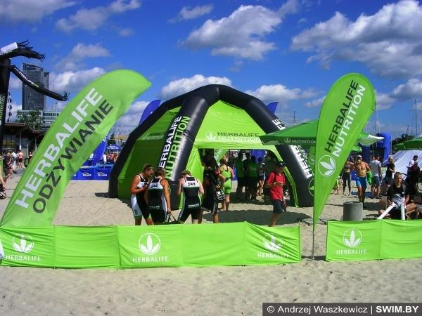 Sprint Triathlon Gdynia 2017, спринт триатлон Гдыня, EMG Sport Management