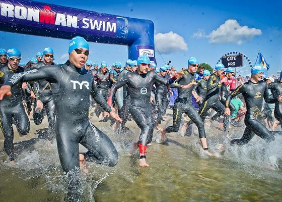 Sprint Triathlon Gdynia 2017, спринт триатлон Гдыня