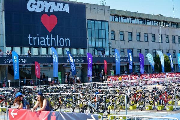 Sprint Triathlon Gdynia 2018, Sprint Triathlon Gdynia Foto 2018, Sprint Triathlon Gdynia Zdjęcia, www.swim.by, Спринт Триатлон Гдыня Фото, Sprint Triathlon Gdynia Photo, Gdynia Triathlon Foto, Andrzej Waszkewicz, EMG Sports Promoter