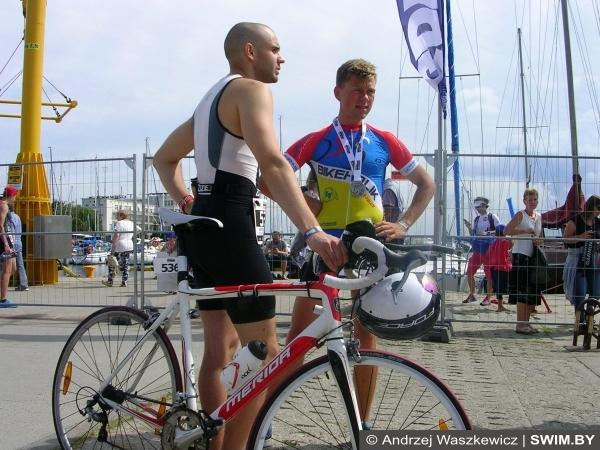 Sprint Triathlon Gdynia, спринт триатлон Гдыня