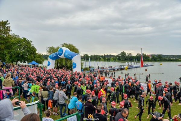 Sprint Triathlon Susz 2018, Polish Triathlon Championships, Susz Triathlon, Poland Triathlon, Swim.by