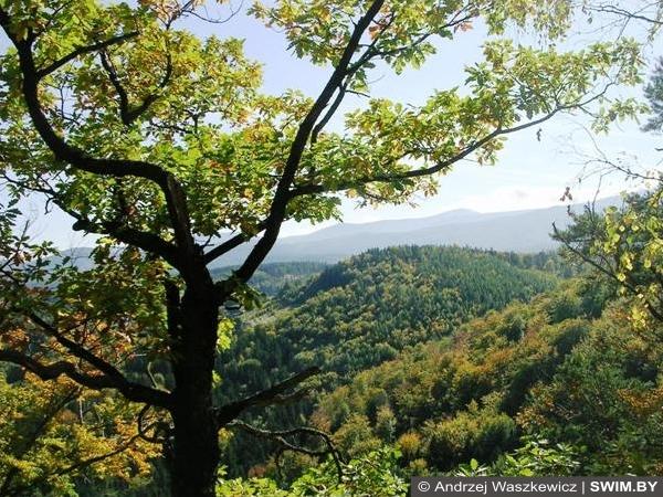 Судеты Карконоше Исполиновые горы