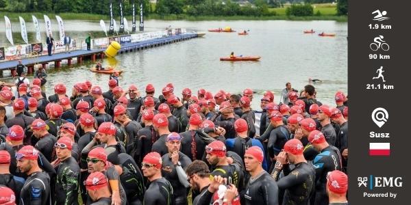 Susz Triathlon 2018, Triathlon Susz, Susz Triathlon Ironman, Triathlon IRONMAN Calendar, Swim.by
