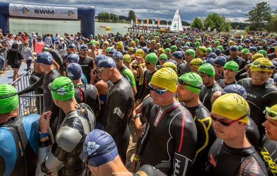 Susz Triathlon Polish Sprint Championship 2018, Polish Triathlon, Susz Sprint Triathlon