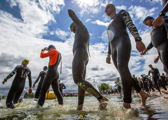 Susz Triathlon, Triathlon in Poland, www.swim.by, Triathlon Susz, Polish Triathlon, Swim.by
