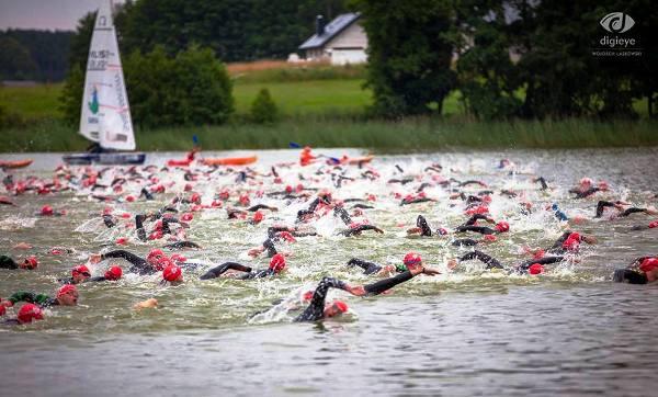 Susz Triathlon 2018, триатлон Суш, Triathlon Susz