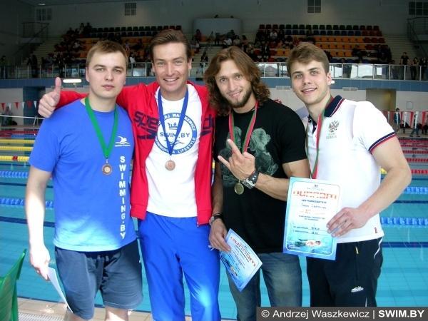 Swimming, Минск, Swim.by, Andrzej Waszkewicz