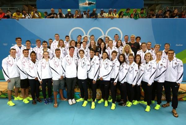 Соревнования по плаванию в Рио–2016, плавание на олимпийских играх, плавание США, Swim.by
