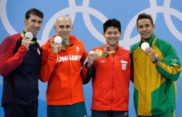 Соревнования по плаванию в Рио–2016, плавание на олимпийских играх, Swim.by