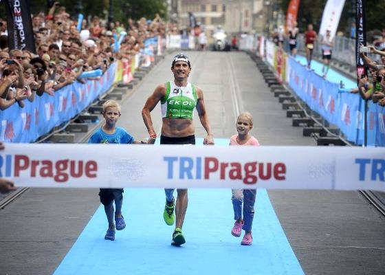 Swimming, running, bike, Challenge TRY-ATHLON Prague, Challenge Triathlon Prague