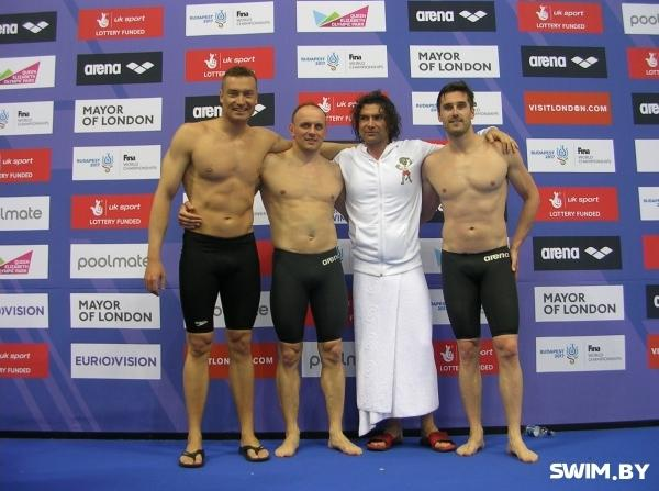 Swimmpower Prague, European masters swimming championships, London 2016
