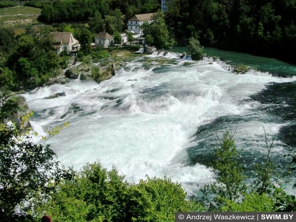 Switzerland Rhine Falls