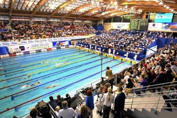 Floating Arena, плавание, Щецин, Польша, чемпионат