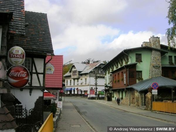 Шклярска-Поремба, Schreiberhau