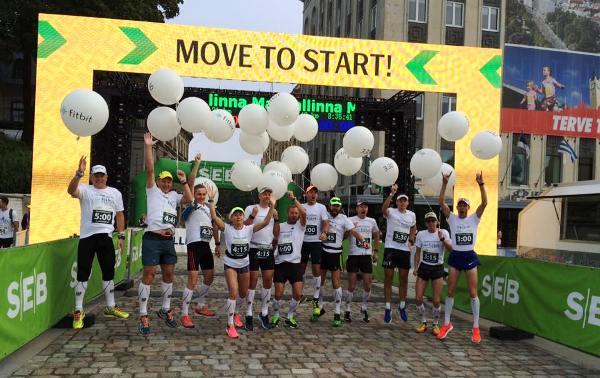 Tallinn Marathon 2016, Таллиннский марафон, марафон в Таллинне, Swim.by