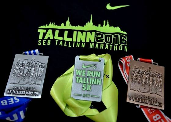 Tallinn Marathon 2016, Таллинский марафон, марафон в Таллинне, Swim.by