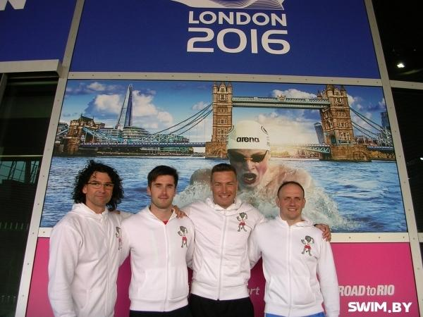 Team Swimmpower Prague, European masters swimming championships 2016, London 2016