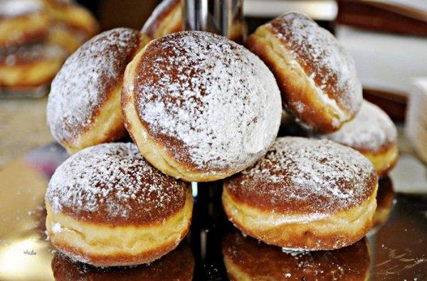 Tłusty czwartek, праздник, пончики