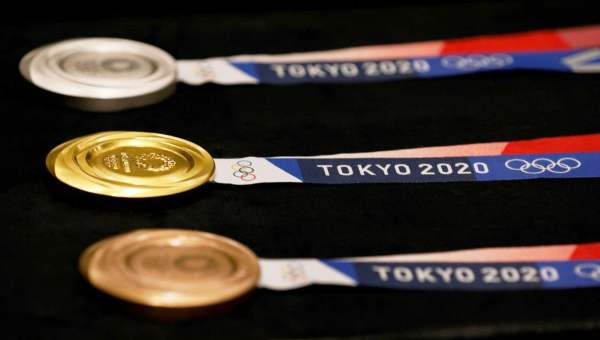 Tokyo 2020 Olympic Medals, Olympic Games 2020, Medal Table Tokyo 2020, www.swim.by, Olympic Medals 2020, Olympic Medals Tokyo 2020, Swim.by