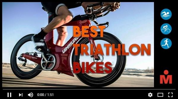 Top 5 Triathlon IRONMAN Bikes 2017, Best Triathlon bikes for IRONMAN, Triathlon Video, Swim.by