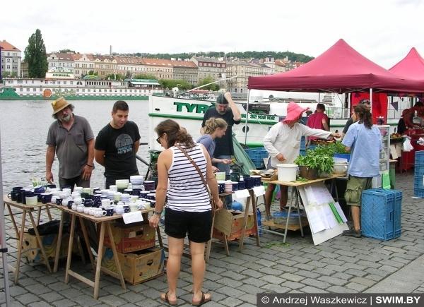 Торговля в Праге