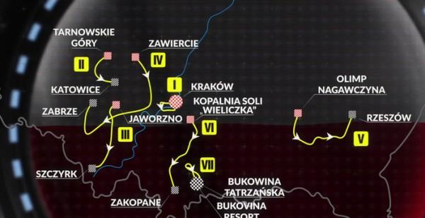 Tour de Pologne 2017, велогонка Тур Польши
