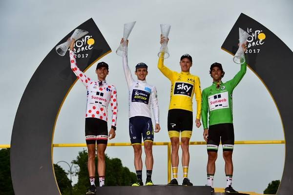 Tour de France 2017, велогонка Тур де Франс 2017