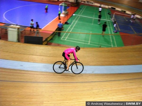 Track cycling competitions, Minsk