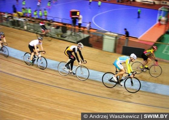 Track or die, cycling competitions, Minsk