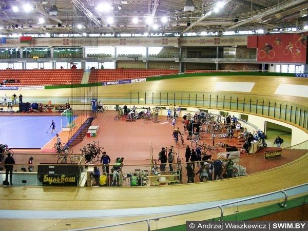 Track or die, велодром Минск-Арена