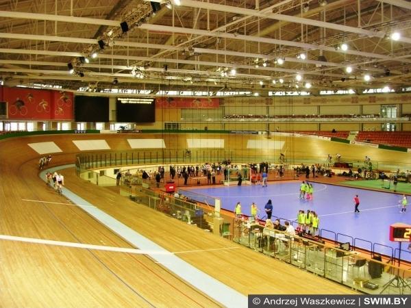 Track or die, соревнования по велоспорту на треке Минск-Арена