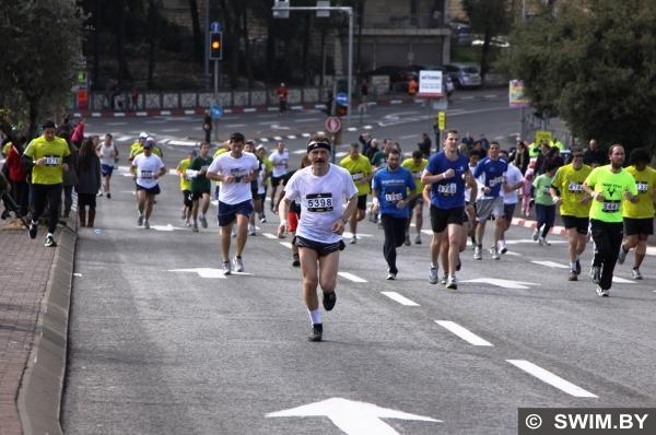 Трасса, бег, дистанции, 10 км, 21 км