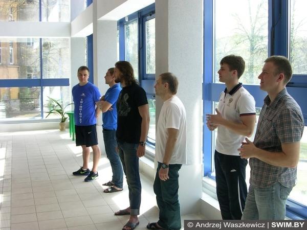 Тренер по плаванию, Минск, Беларусь