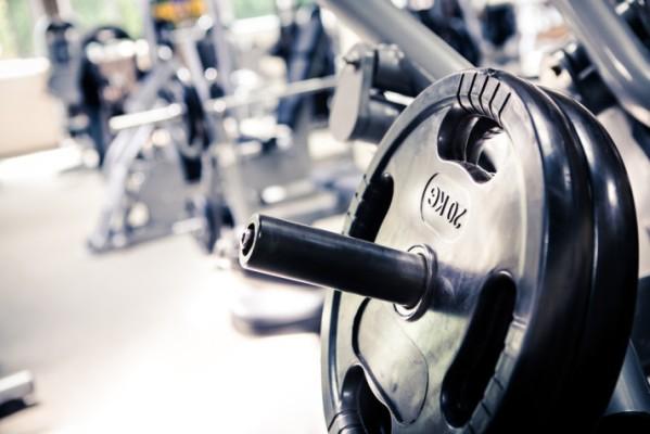 Тренировки, тренажёрный, силовой зал